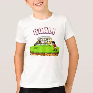 Goal!, Come on England! Kids T-Shirt