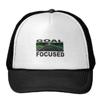 goal focused track cap