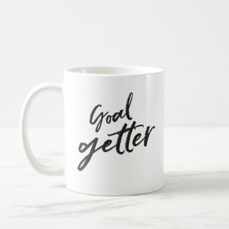 Goal getter and driven - Earth Zodiac Signs Coffee Mug