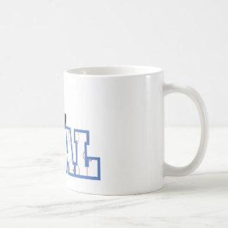 Goal Hockey Coffee Mug