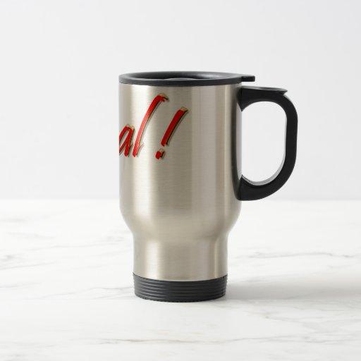 Goal ! mugs