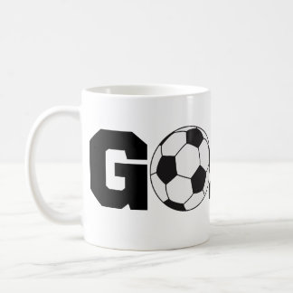 Goal! Soccer Coffee Cup Coffee Mugs