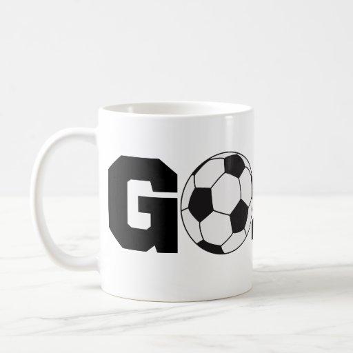 Goal! Soccer Coffee Cup Coffee Mugs