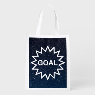 Goal Stamps Sign