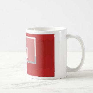 Goal Swoosh Basic White Mug