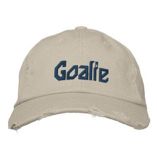 Goalie Baseball Cap