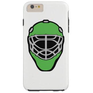 Goalie Mask Tough iPhone 6 Plus Case