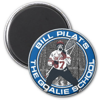 Goalie School Magnet