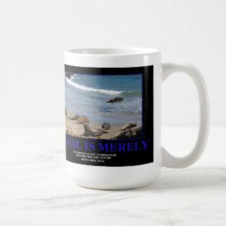 GOALS ... are merely dreams ... Basic White Mug