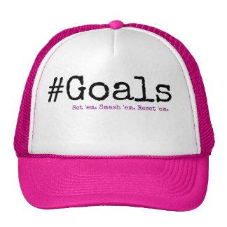 #Goals Cap