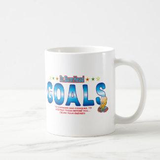 Goals Dr Bum Head Mug