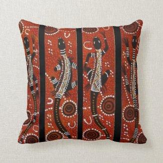 Goanna Dreaming Cushion/Pillow Cushions