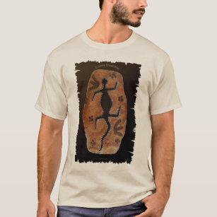 GOANNA DREAMTIME Australian Aboriginal Art T-Shirt