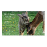 Goat Acres Business Card Template