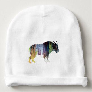 Goat Art Baby Beanie