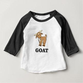 goat art cartoon baby T-Shirt