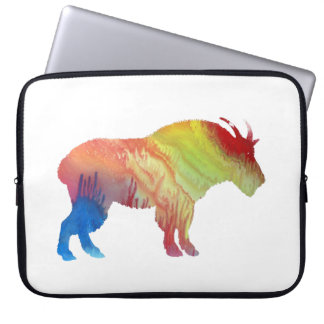 Goat Art Laptop Sleeve
