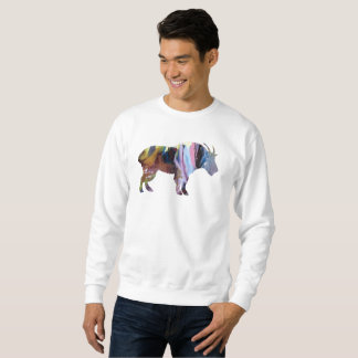 Goat Art Sweatshirt