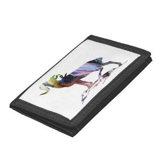 Goat Art Tri-fold Wallet
