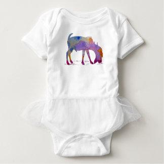 Goat Baby Bodysuit