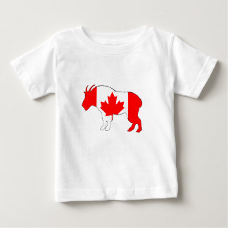Goat Canada Baby T-Shirt