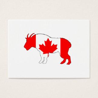 Goat Canada Business Card