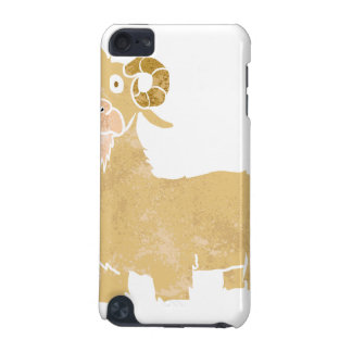 Goat cartoon. iPod touch (5th generation) covers