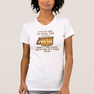 Goat Feed Bucket Shirt