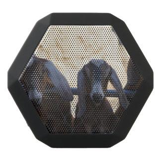 Goat Gathering Black Bluetooth Speaker