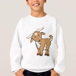 goat goatee sweatshirt