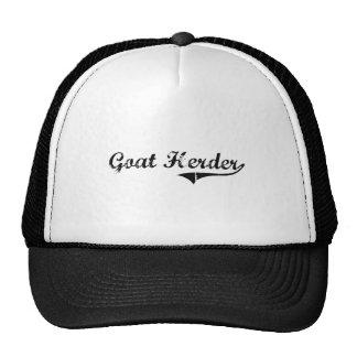 Goat Herder Professional Job Cap