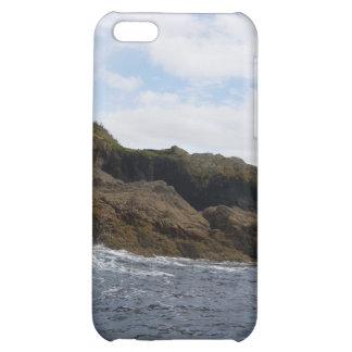 Goat Island Rocks Case For iPhone 5C