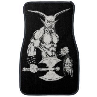 Goat Lord Floor Mats