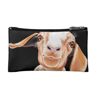 Goat Love Cosmetic Bag