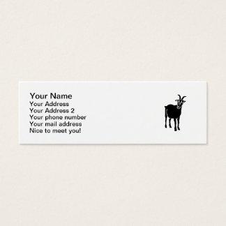 Goat Mini Business Card