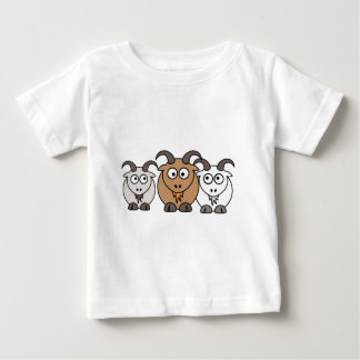 Goat Mix Baby T-Shirt