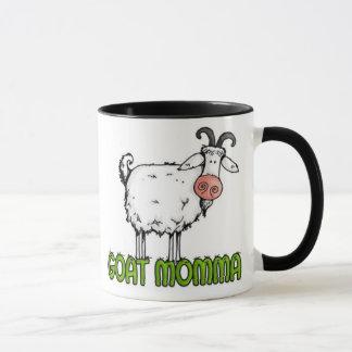 goat momma mug