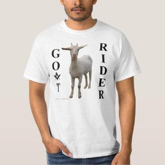 Goat Riding Masons T-Shirt