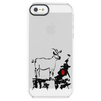 Goat rocks Chinese New Year Zodiac IiPhone Case