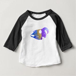 Goat Skull Art Baby T-Shirt