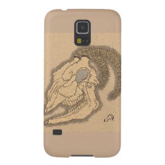 Goat Skull Galaxy S5 Case