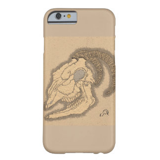 Goat Skull Iphone 6 Case Barely There iPhone 6 Case