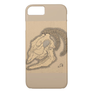 Goat Skull iPhone 7 Case