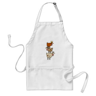 goat stack aprons