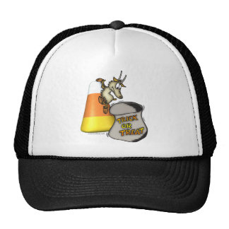 Goat Trick or Treat Halloween Gifts Hat
