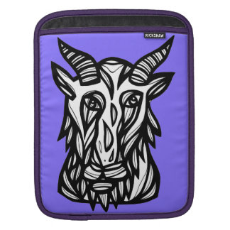 """GoatHead"" Ipad Soft Case Sleeve For iPads"