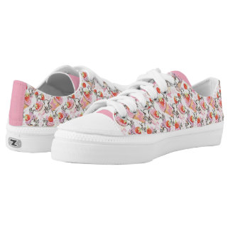 GOATS and Sweets   by TotallyGoatally™ Printed Shoes