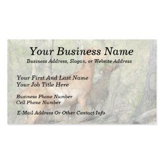 Goats At Work Business Card Templates