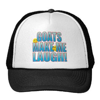Goats Laugh Life B Cap