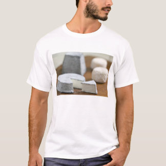 Goat's milk cheeses - Selles-sur-Cher, T-Shirt